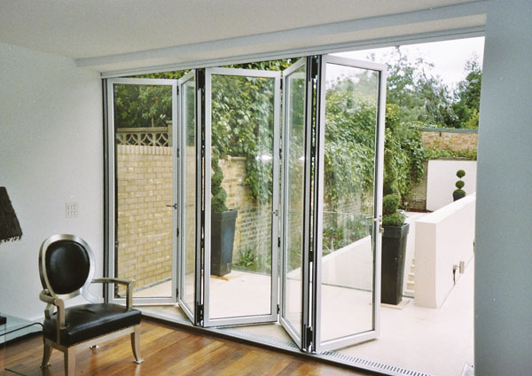 Folding Stacking Doors Starlite Aluminium