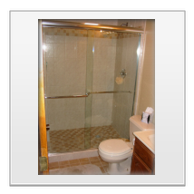 Shower Doors Starlite Aluminium