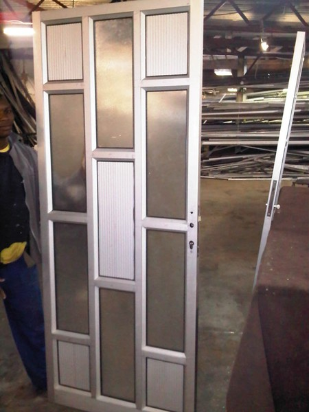 These Robust Doors Are Designed For Residential u0026 Commercial Use. & Aluminium Doors - StarLite Aluminium
