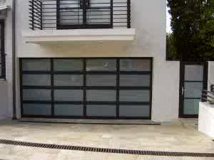 Garage Doors Starlite Aluminium